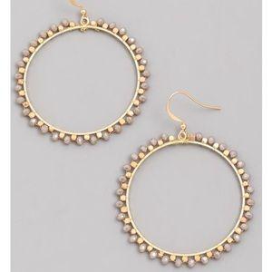 Jewelry - Cabo Hoop Earring